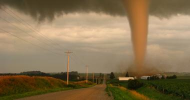 America's Tornado Alley shifting east, new research indicates