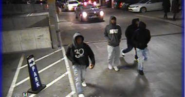 KC police seeking four for info in Plaza shooting that wounded girl