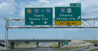 You'll pay more to drive the Kansas Turnpike beginning in October