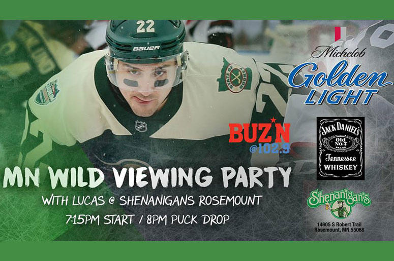 Wild Viewing Party