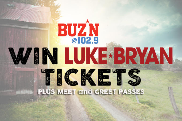 Win luke bryan tickets plus meet and greets buzn 1029 target field ticket tuesday win luke bryan tickets plus meet greets m4hsunfo