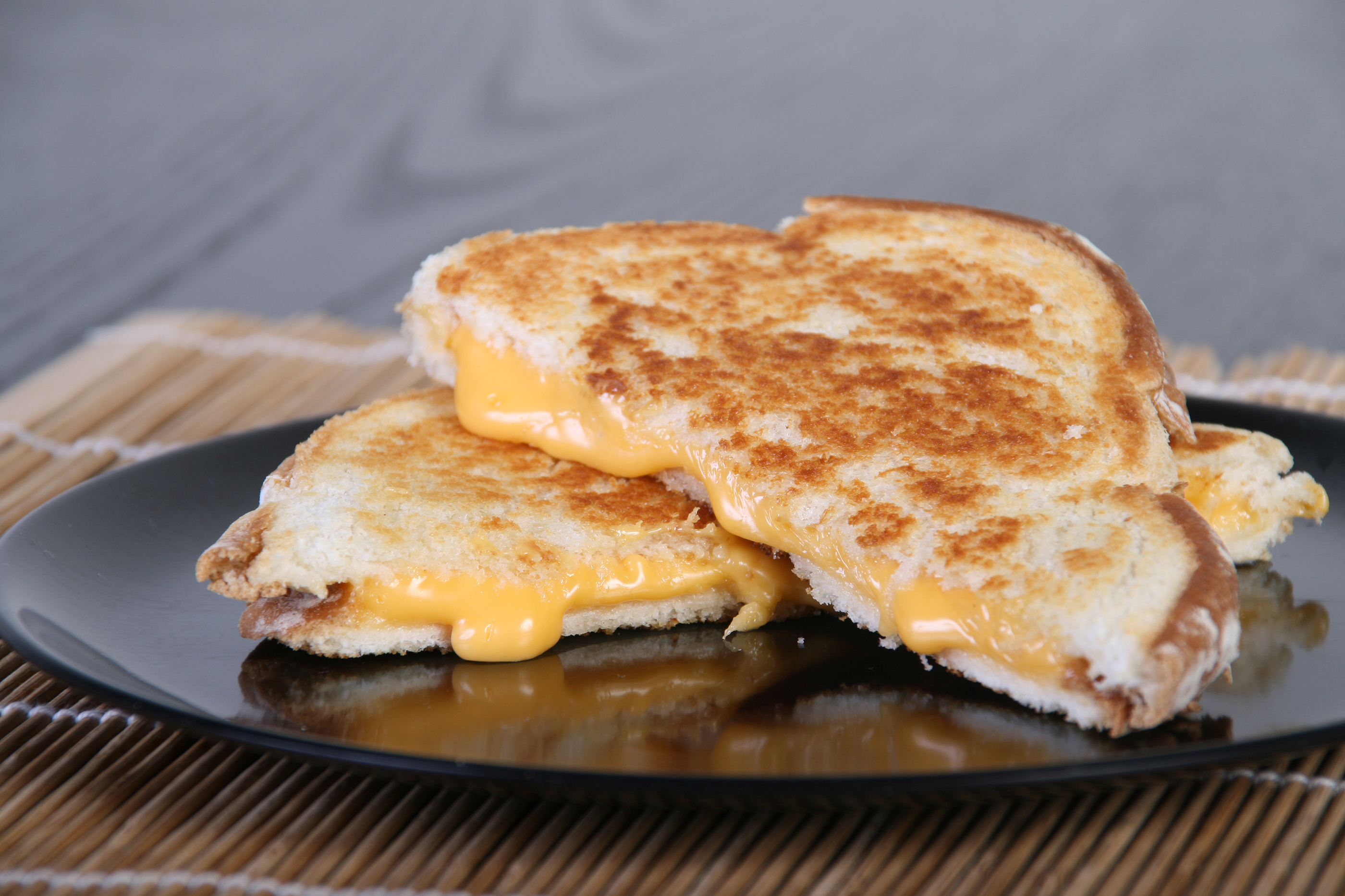Who makes the best grilled cheese sandwich in STL?