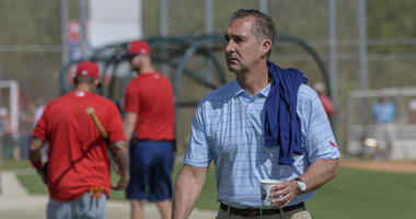 St. Louis Cardinals president of baseball operations John Mozeliak