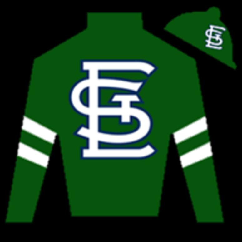 Repole Stable and St. Elias Stable logo.