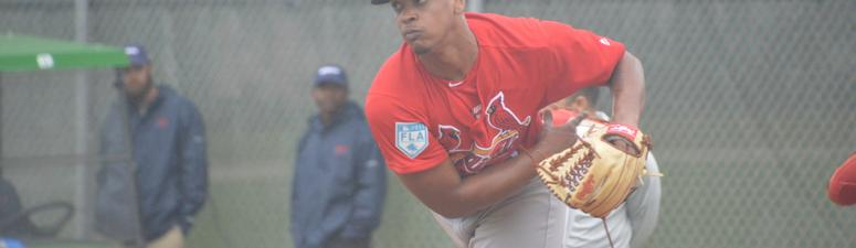 Reyes finally back to a 'normal' spring training, expects to pitch in games