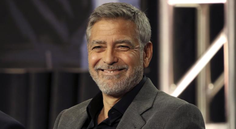 """George Clooney participates in the """"Catch-22"""" panel during the Hulu presentation at the Television Critics Association Winter Press Tour at The Langham Huntington on Monday, Feb. 11, 2019, in Pasadena, Calif."""