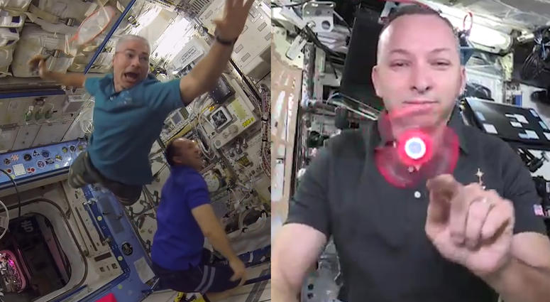 Photos of some of the crazy things we've done in space.