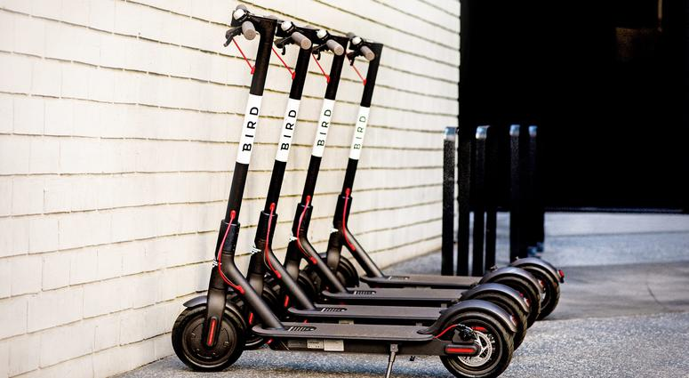 Who's Responsible For Injuries On Rental Scooters?