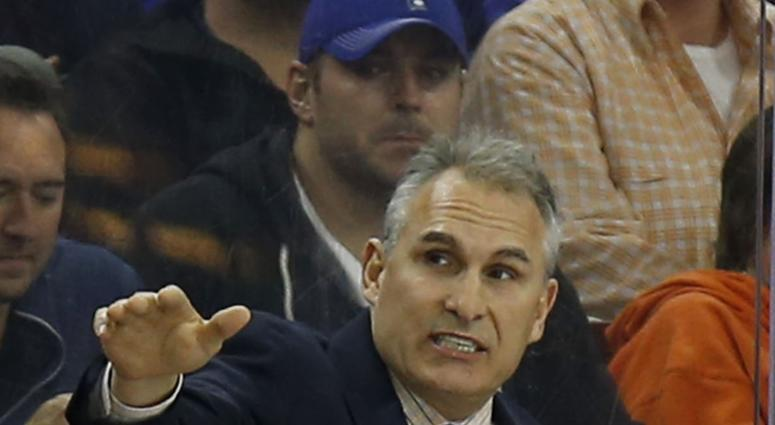 Philadelphia Flyers head coach Craig Berube