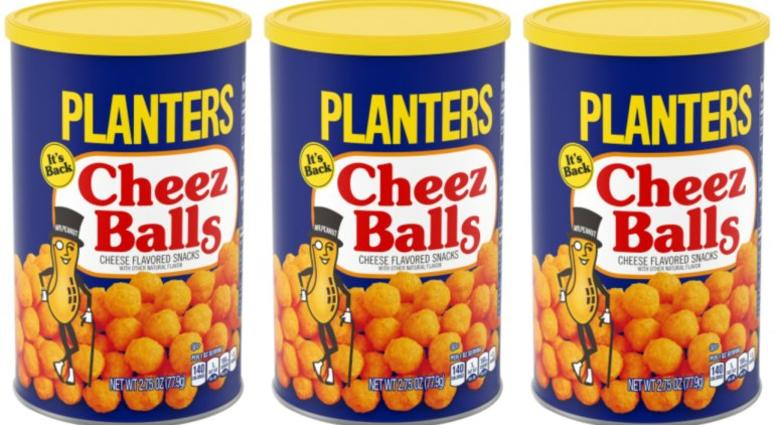 Kraft Heinz Company confirmed it will relaunch Planters Cheez Balls