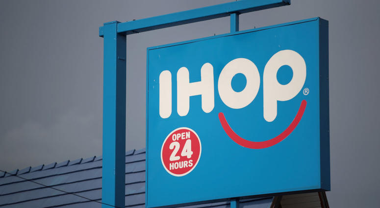 An IHOP restaurant serves customers on August 10, 2017 in Chicago, Illinois.