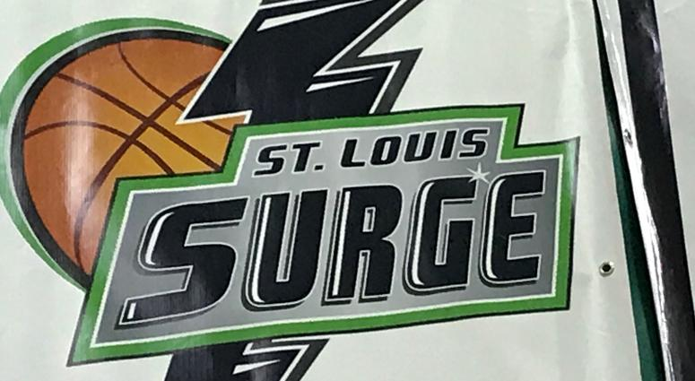 St. Louis Surge Basketball/Photo by Debbie Monterrey