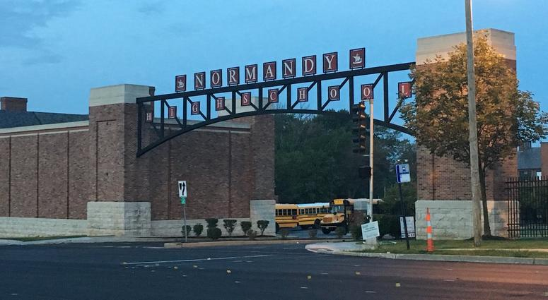 normandy high school cancels 3 days of classes due to vandalism