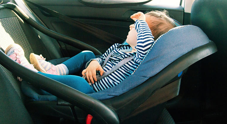 New Car Seat Law Takes Effect In Illinois 2019