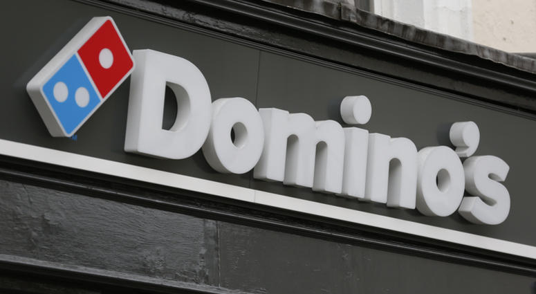 File photo dated 24/2/2014 of a branch of Domino's Pizza as the company is urging the Government to put politics to one side and pursue a Brexit immigration policy guided by economic considerations to help avoid a recruitment crisis in the hospitality ind