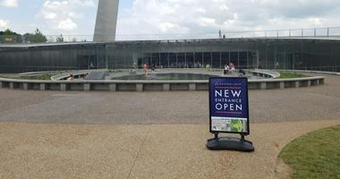 BRENNAN: A Visit To The Improved Gateway Arch