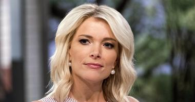 "This Sept. 21, 2017 file photo shows Megyn Kelly on the set of her show, ""Megyn Kelly Today"" at NBC Studios in New York."