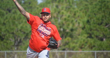 Carlos Martinez moved to 'no-throw' program for 2 weeks due to shoulder strength