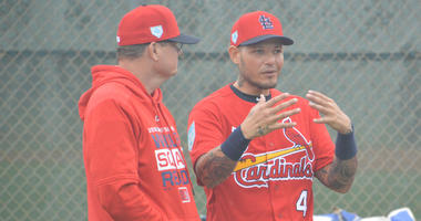 Shildt: It's 'our' spring training