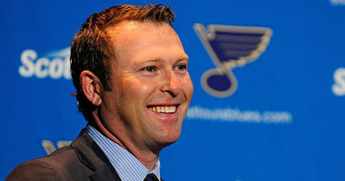 Blues' Asst. GM Martin Brodeur Headed To Hockey Hall Of Fame