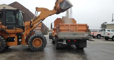 Many IDOT Salt and Plow Drivers Are Veterans Themselves
