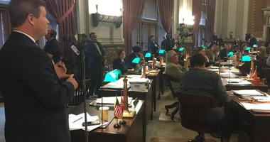 STL Board of Aldermen discuss MLS resolution