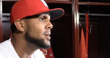 Jose Martinez interview for Inside Pitch.