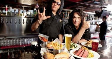 Gene Simmons and Paul Stanley of KISS