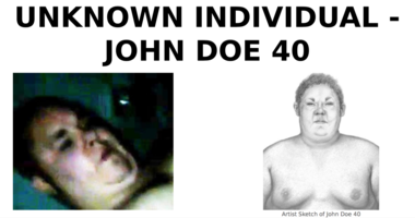 FBI Seeks Public's Help Identifying 'John Doe 40'