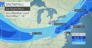 Snow expected with winter system arriving in St. Louis