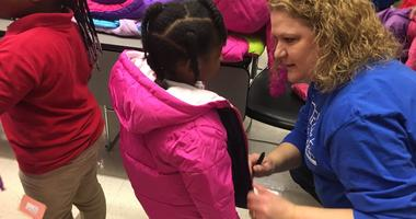 Over 1,300 St. Louis Public School Students Receive Free Coats From Stifel
