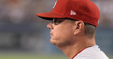 St. Louis Cardinals manager Mike Shildt.