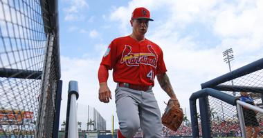 O'Neill, Wieters, Mayers will be on Cardinals Opening Day roster