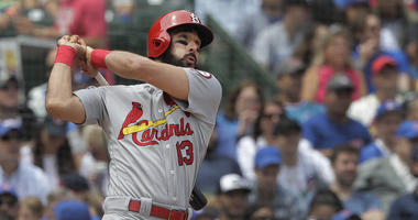Carpenter homers in 6th straight, Cards top Cubs for split
