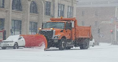 MoDOT crews work ahead of Tuesday's winter weather