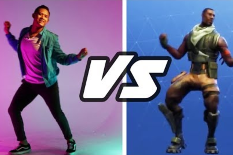 Watch These Pro Dancers Try The Popular Fortnite Dance Challenge