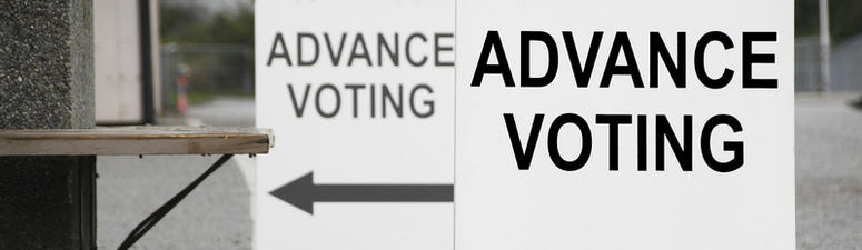 Early voting has begun in Sedgwick County, how do you vote?
