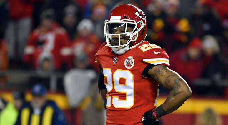 Chiefs release erstwhile star Berry as free agency begins