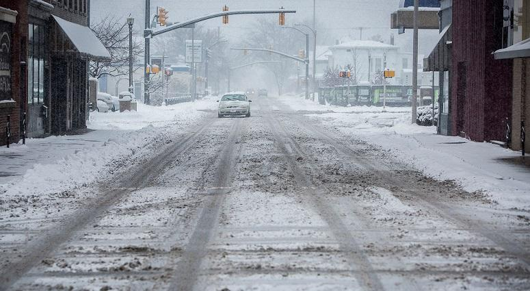 Major winter storm brings coldest temperatures of the season