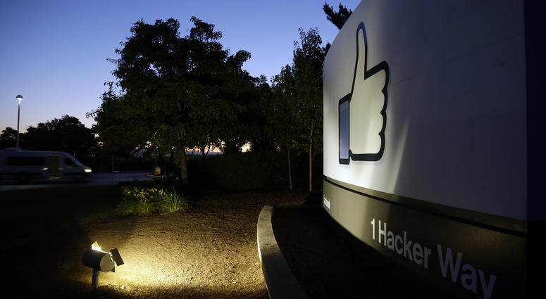 Facebook says it's getting better at removing hate speech