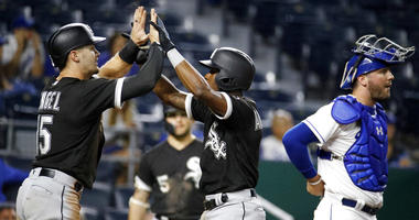 Anderson's 12th-inning homer leads White Sox past Royals