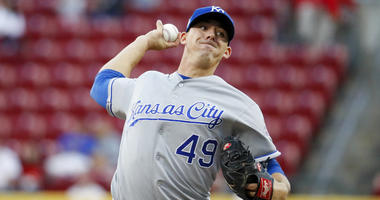 Fillmyer masterful on mound in Royals' 6-1 win over Reds