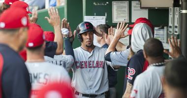 Indians Complete Series Sweep On Royals