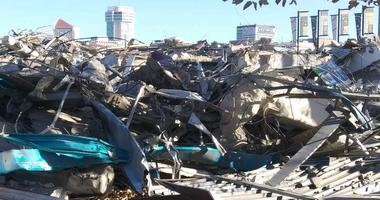 Wichita: Lawrence-Dumont Stadium Reduced to Rubble