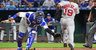 Red Sox annihilate Royals, 15-4