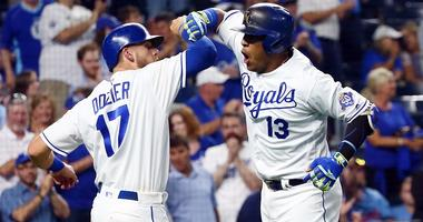 Perez, Bonifacio go back-to-back; Royals beat Twins 6-4