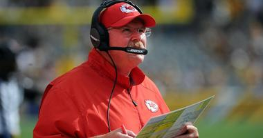 Its Red Friday, the Chiefs are hosting the 49ers Sunday