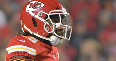Chiefs' Berry confident he'll play AFC title game vs Pats