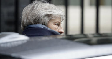 The Latest: May says rejecting her deal could mean no Brexit