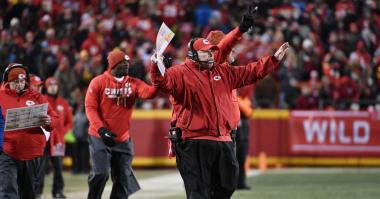 It's One & Done For The Chiefs